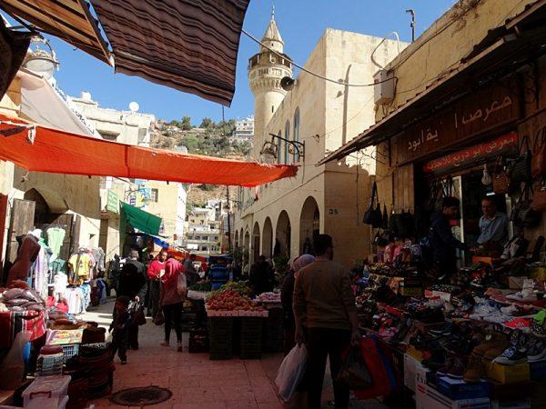 Hammam Street in Al-Salt, Jordan