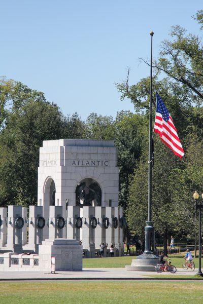 The WW2 Memorial