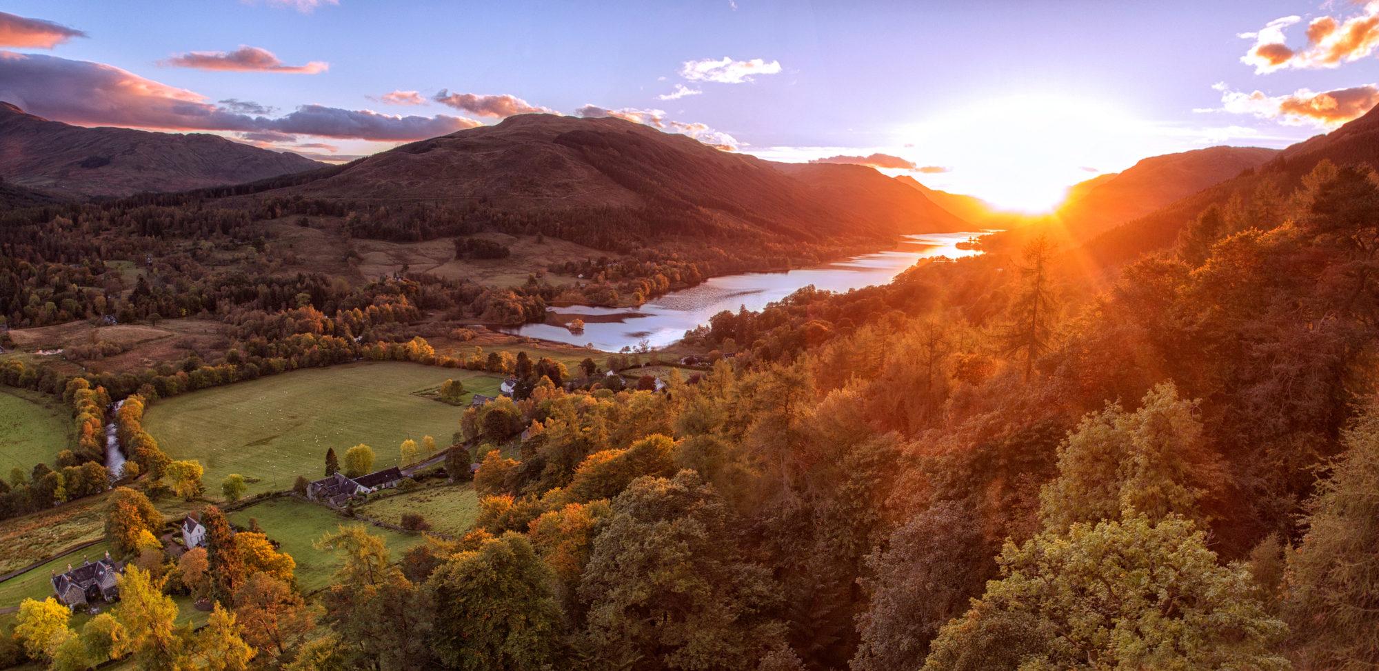 Strathyre, Scotland