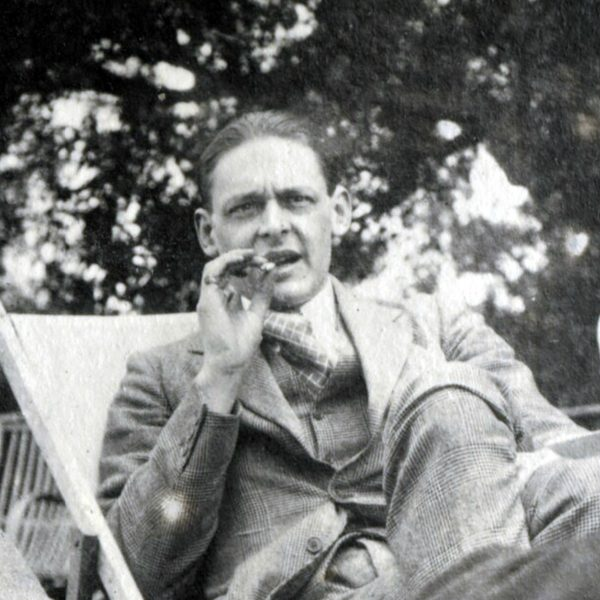 British poet T. S. Eliot