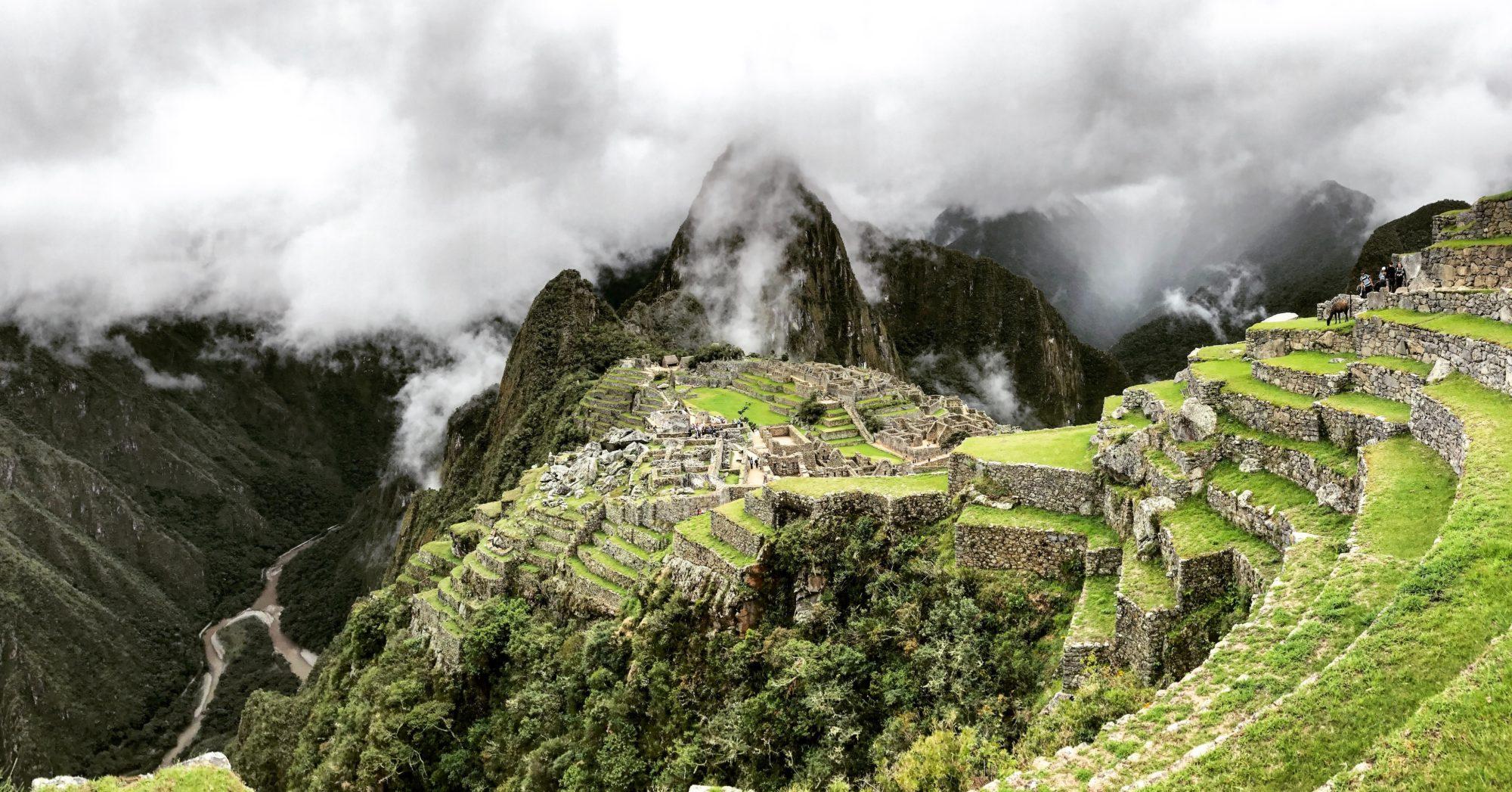 Machu Picchu in Cusco, Peru
