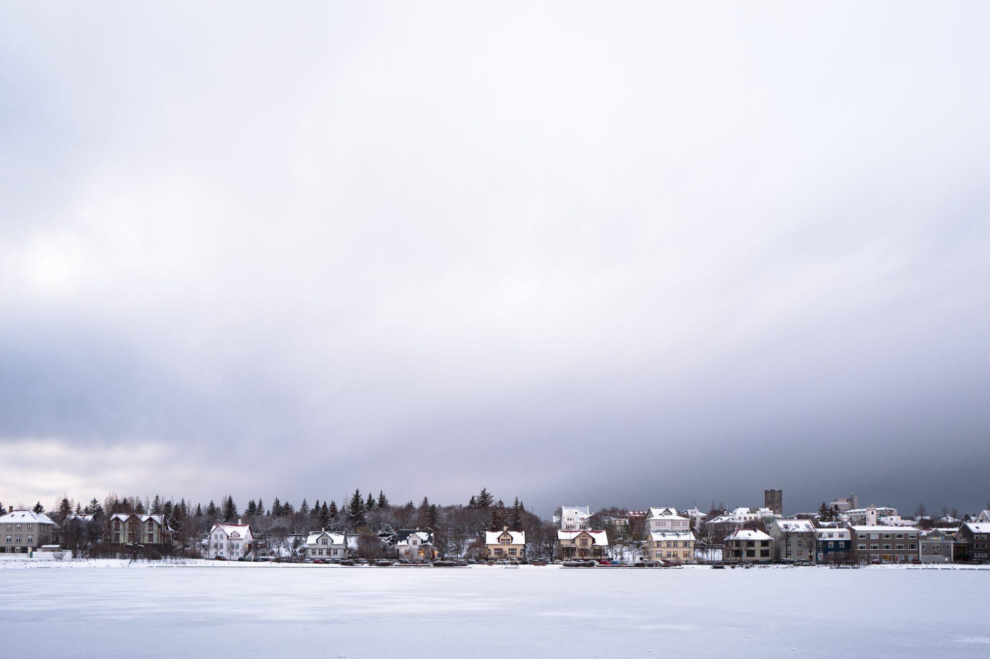 Fríkirkjuvegur, Reykjavík, Iceland