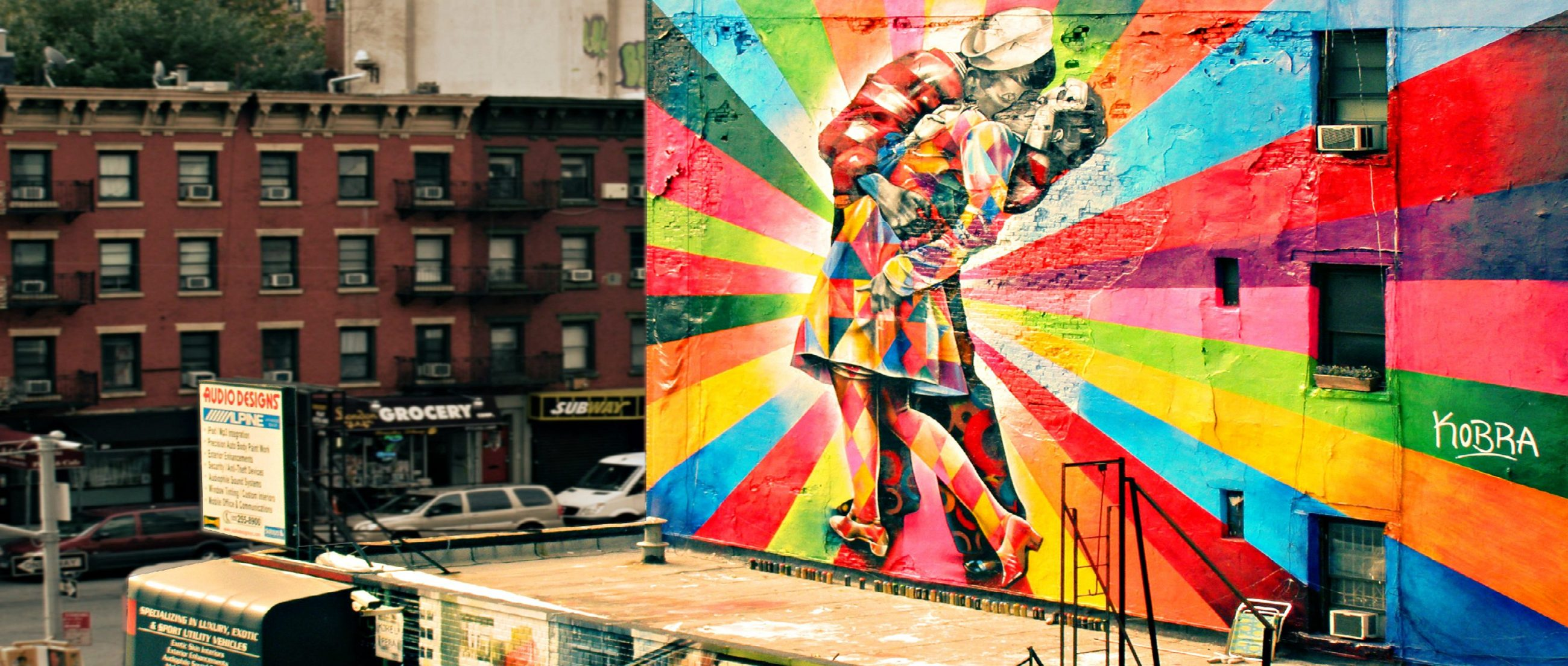 7 Best Cities For Street Art Around The World