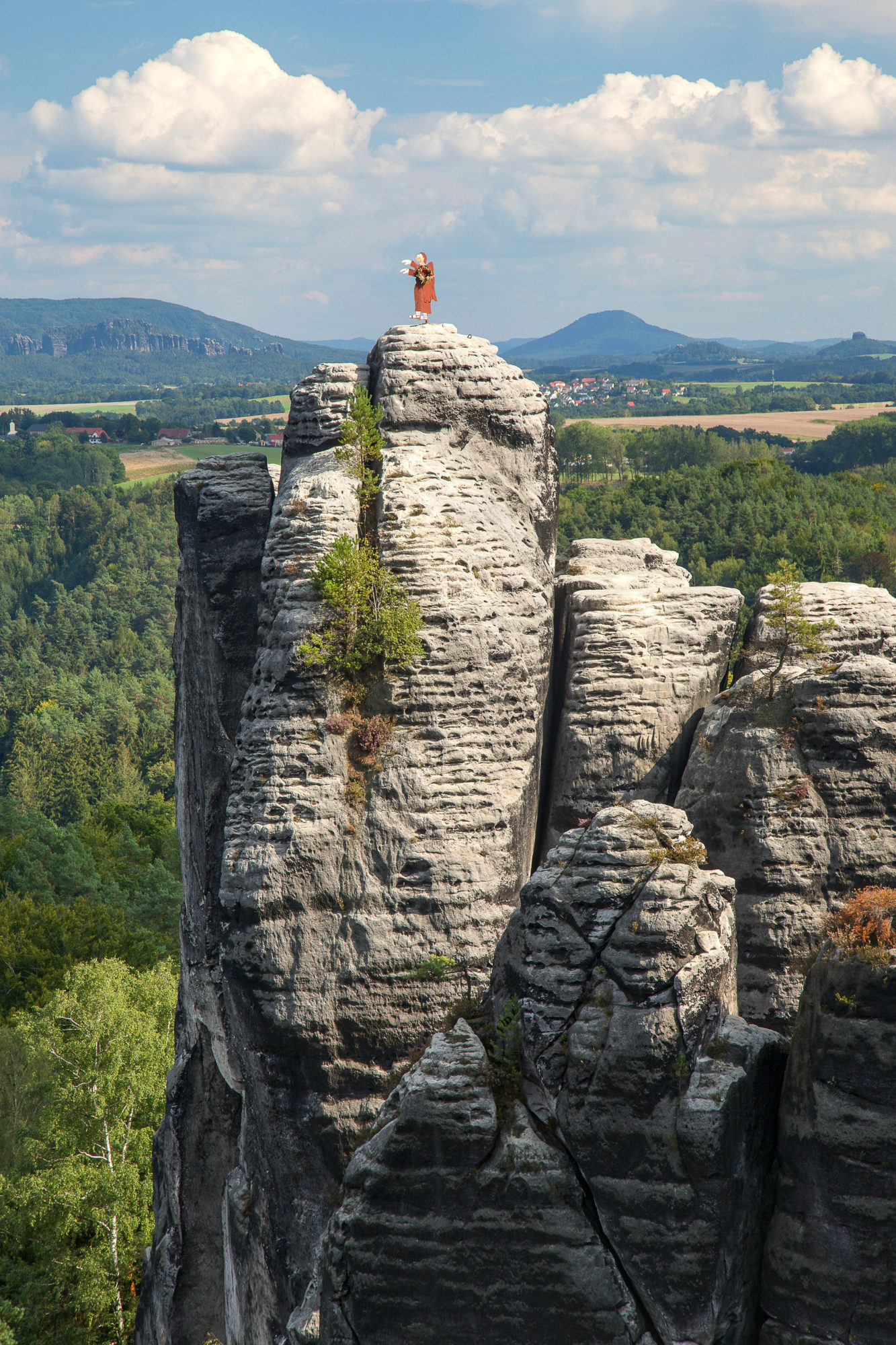 Elbe Sandstone Mountains Trail
