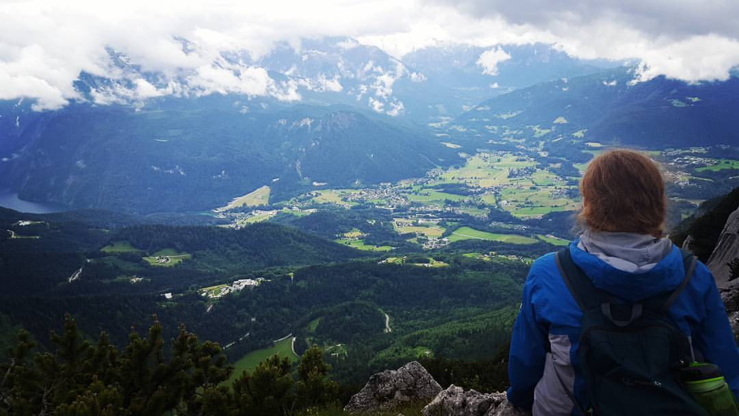 Kehlsteinhaus (known as the Eagle's Nest in English-speaking countries)