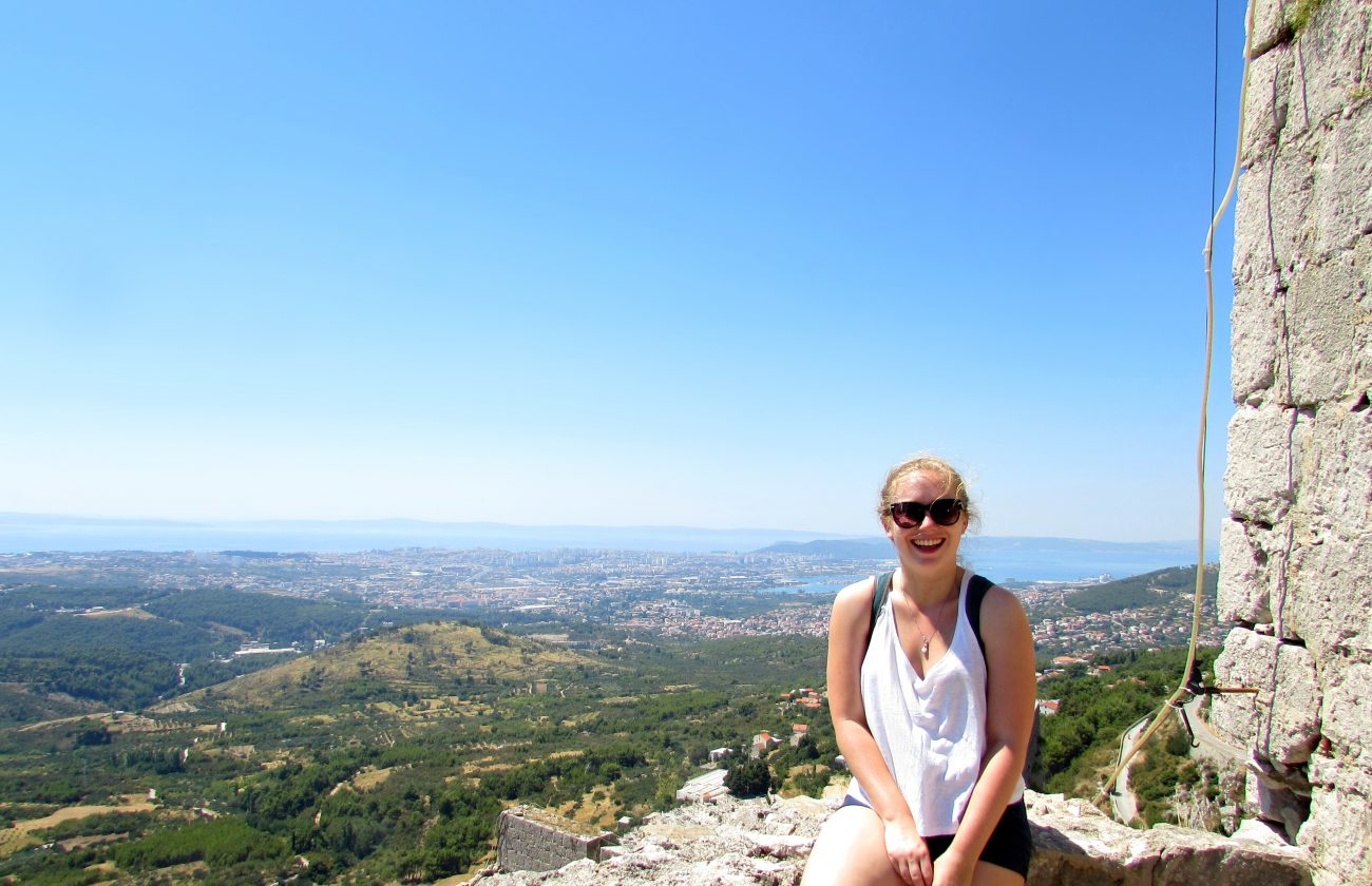In Klis, Croatia