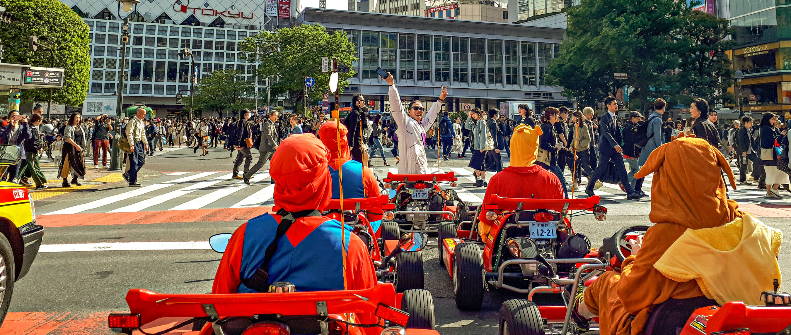 Mario Kart In Tokyo: Everything You Need To Know