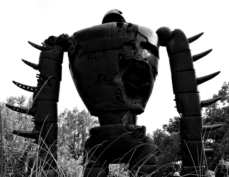 Ghibli Museum Robot