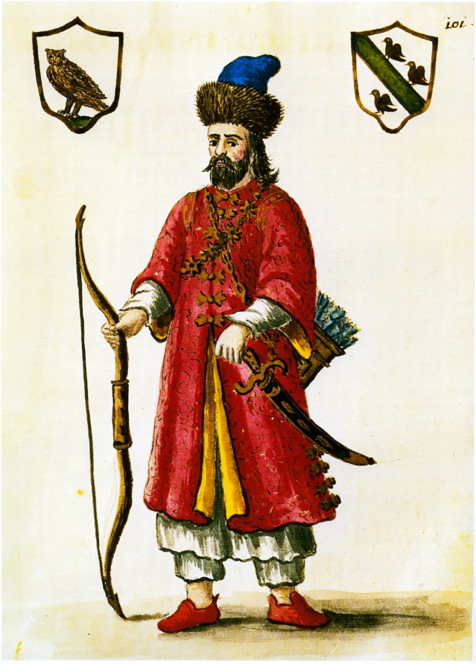 Marco Polo in Tartar Outfit, Travel Synonyms