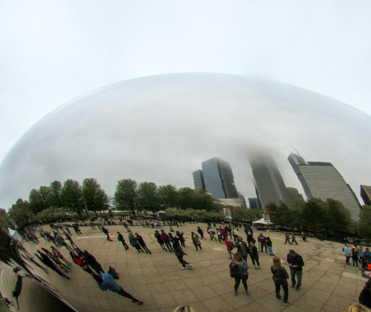 The Bean (Chicago Is Awesome)