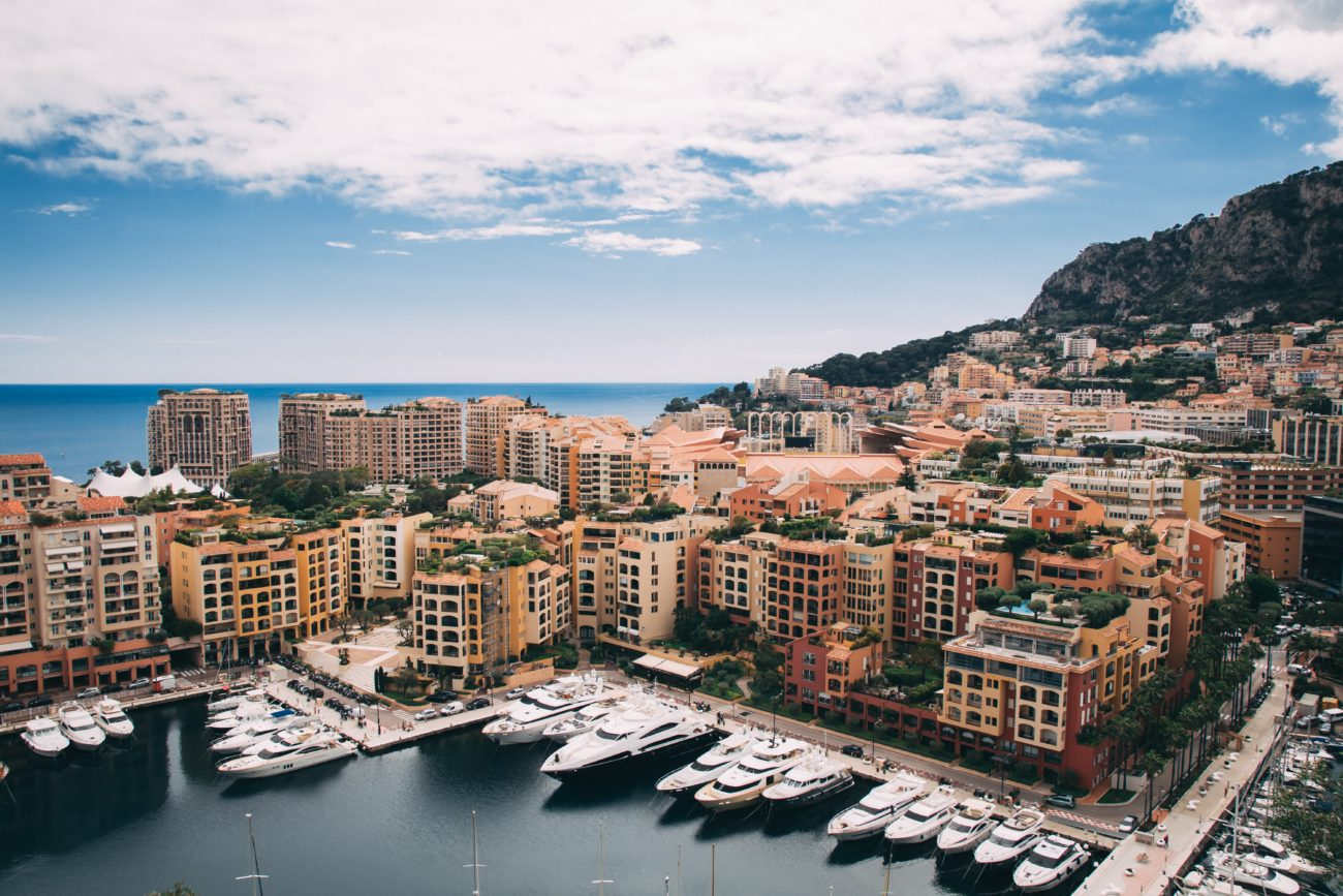 Monaco, The French Riviera