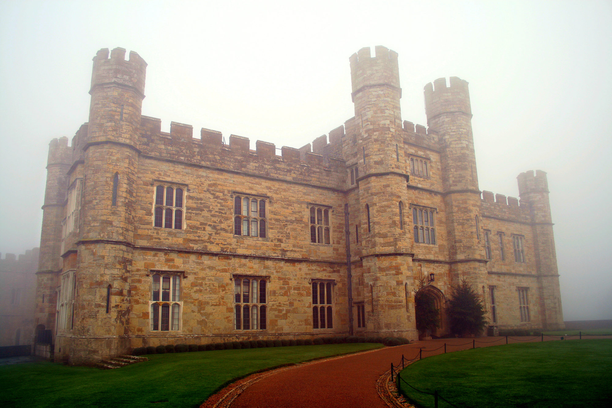 Leeds Castle, Castle to Visit in England