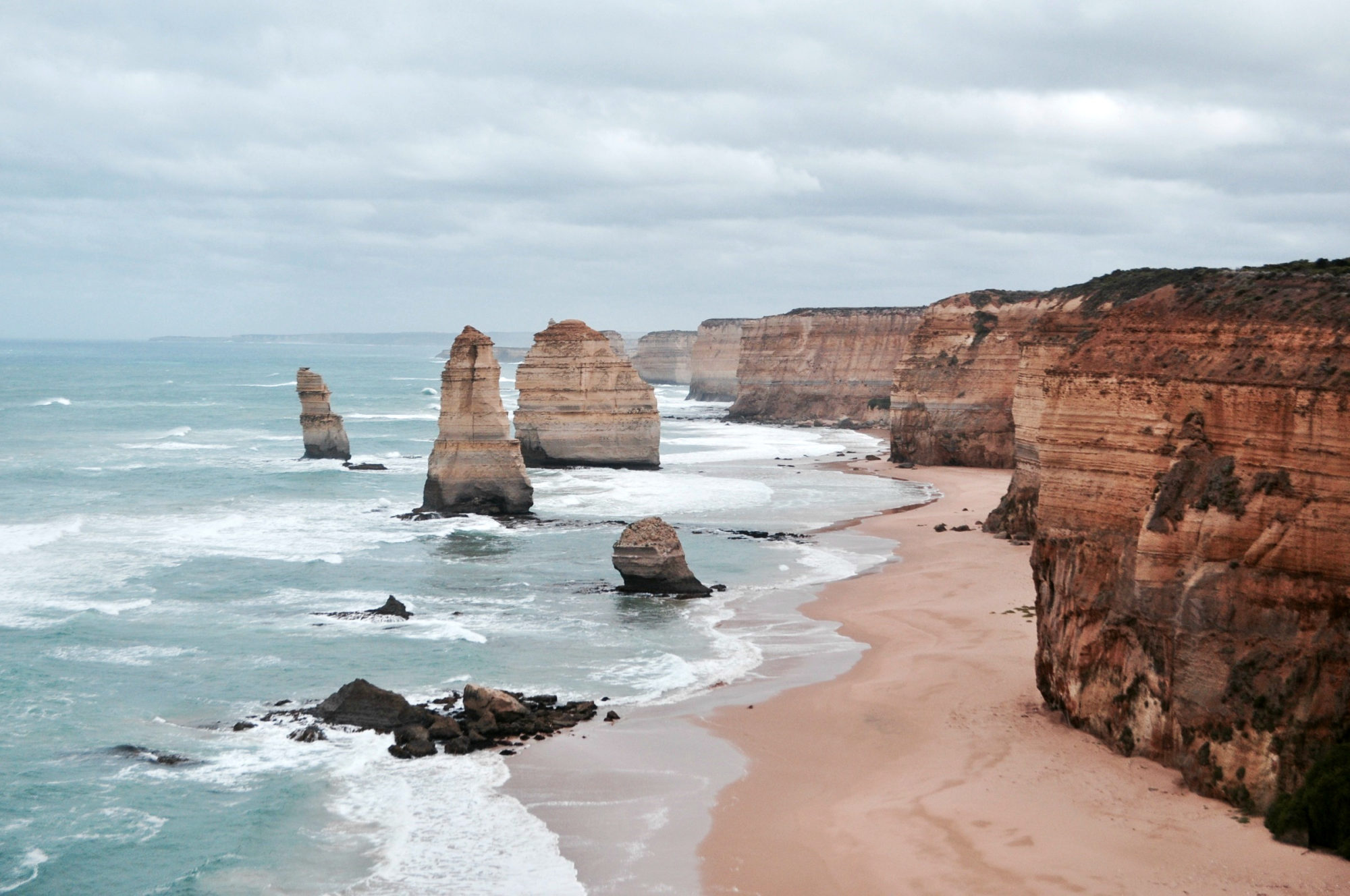 Great Ocean Road Walk