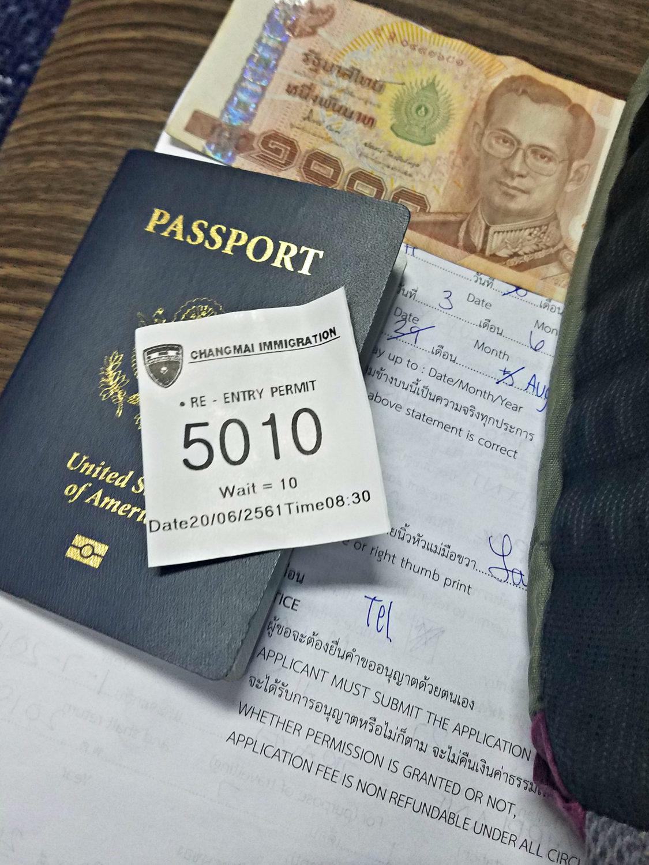 Visa Renewal