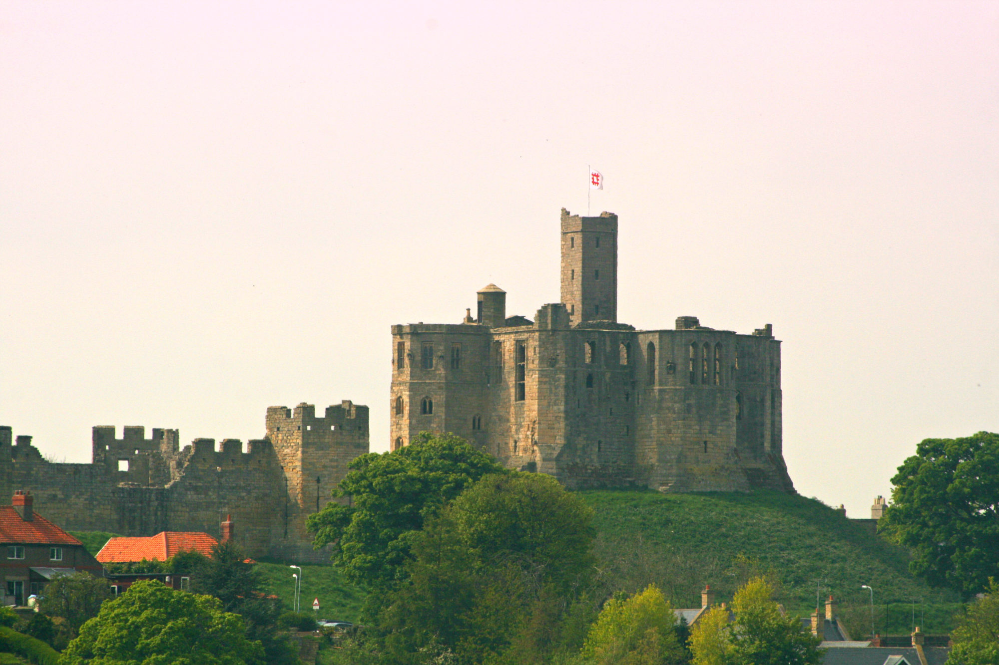Warkworth Castle, Castle to Visit in England