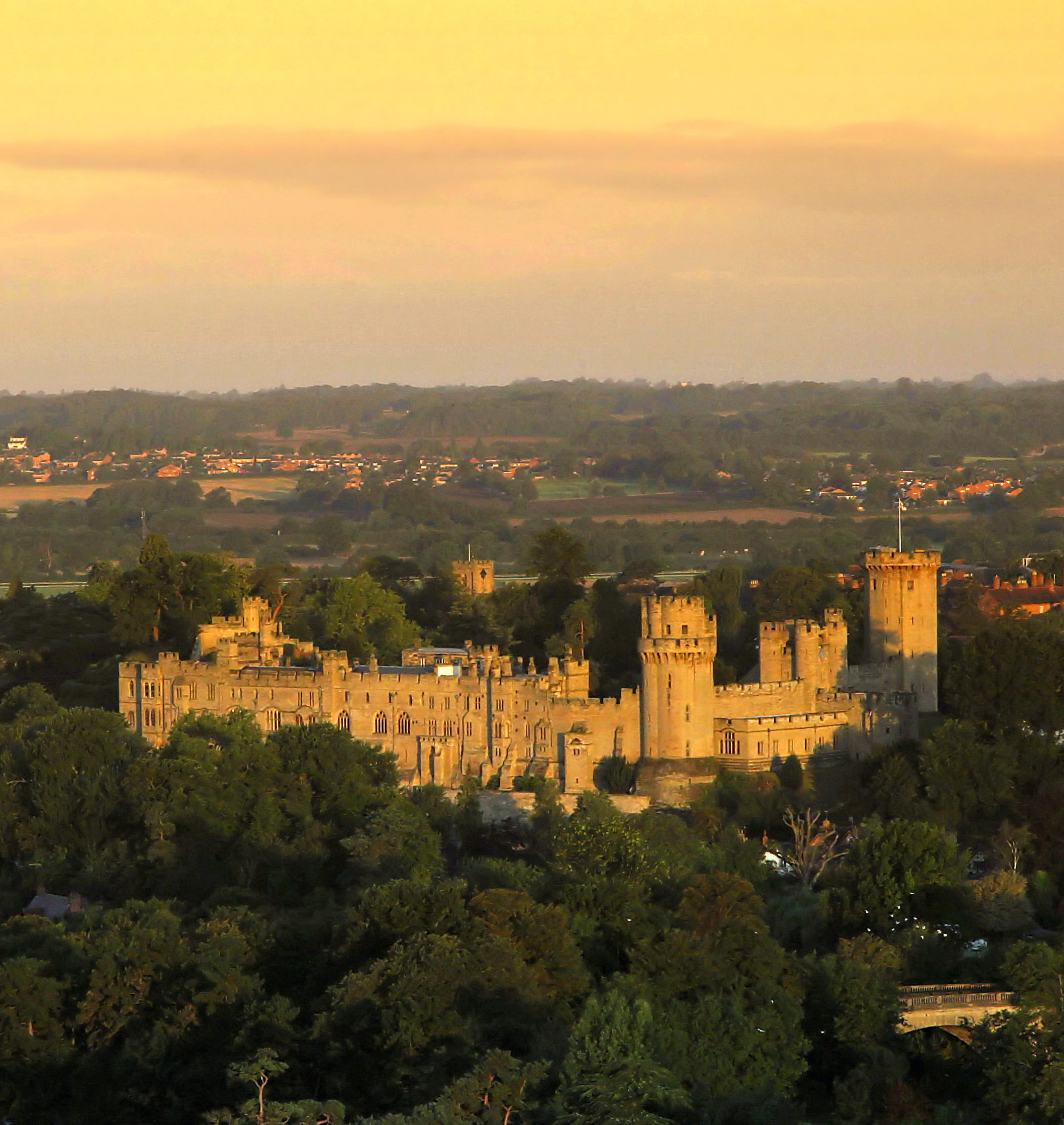 Warwick Castle, Castle to Visit in England