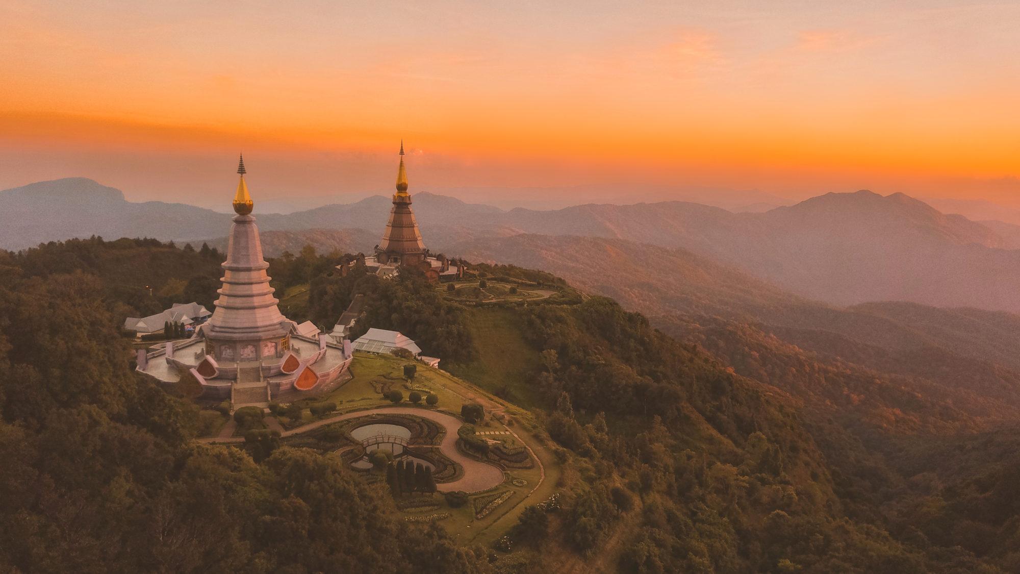 The Royal Twin Pagodas