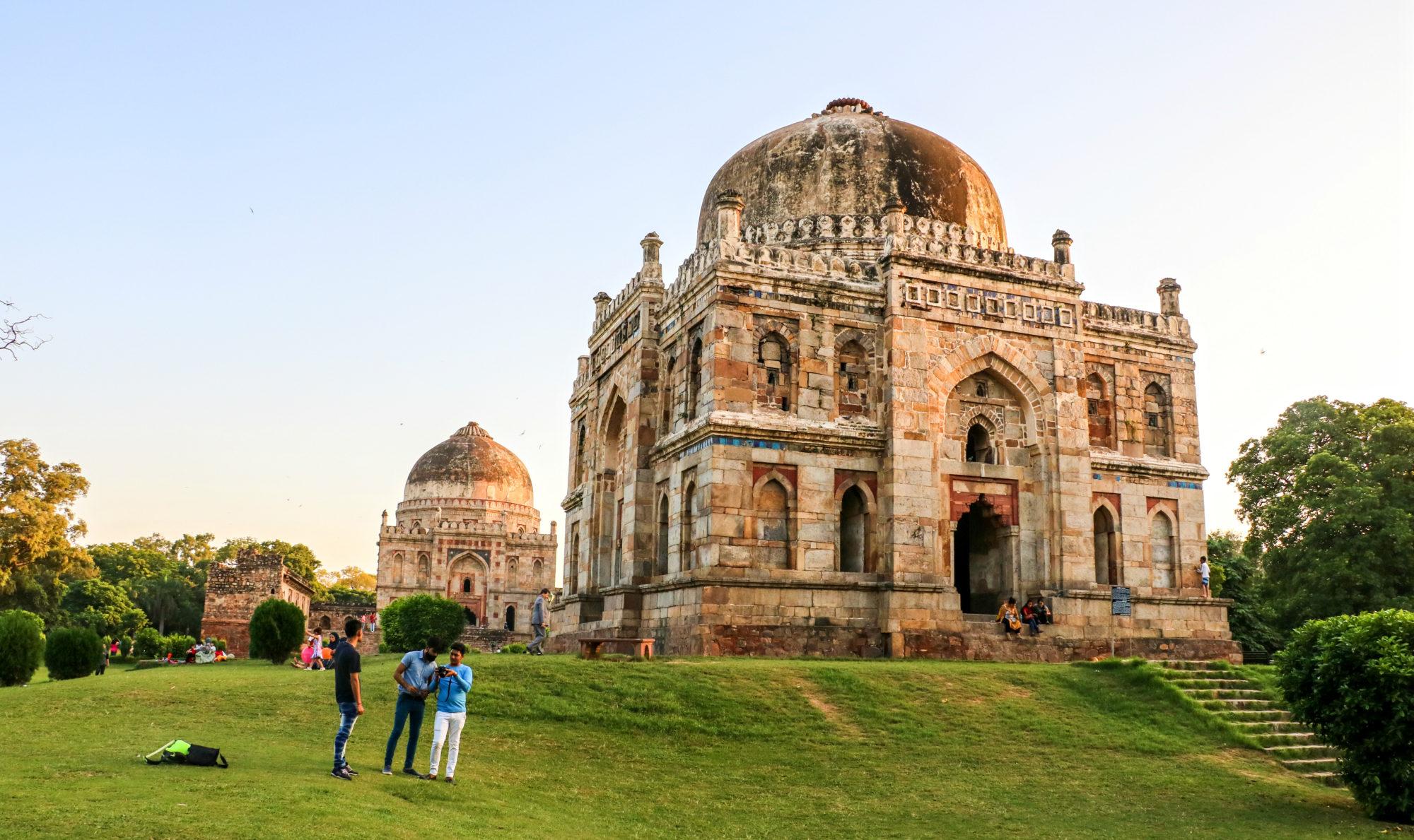 Delhi Lodi Gardens, India