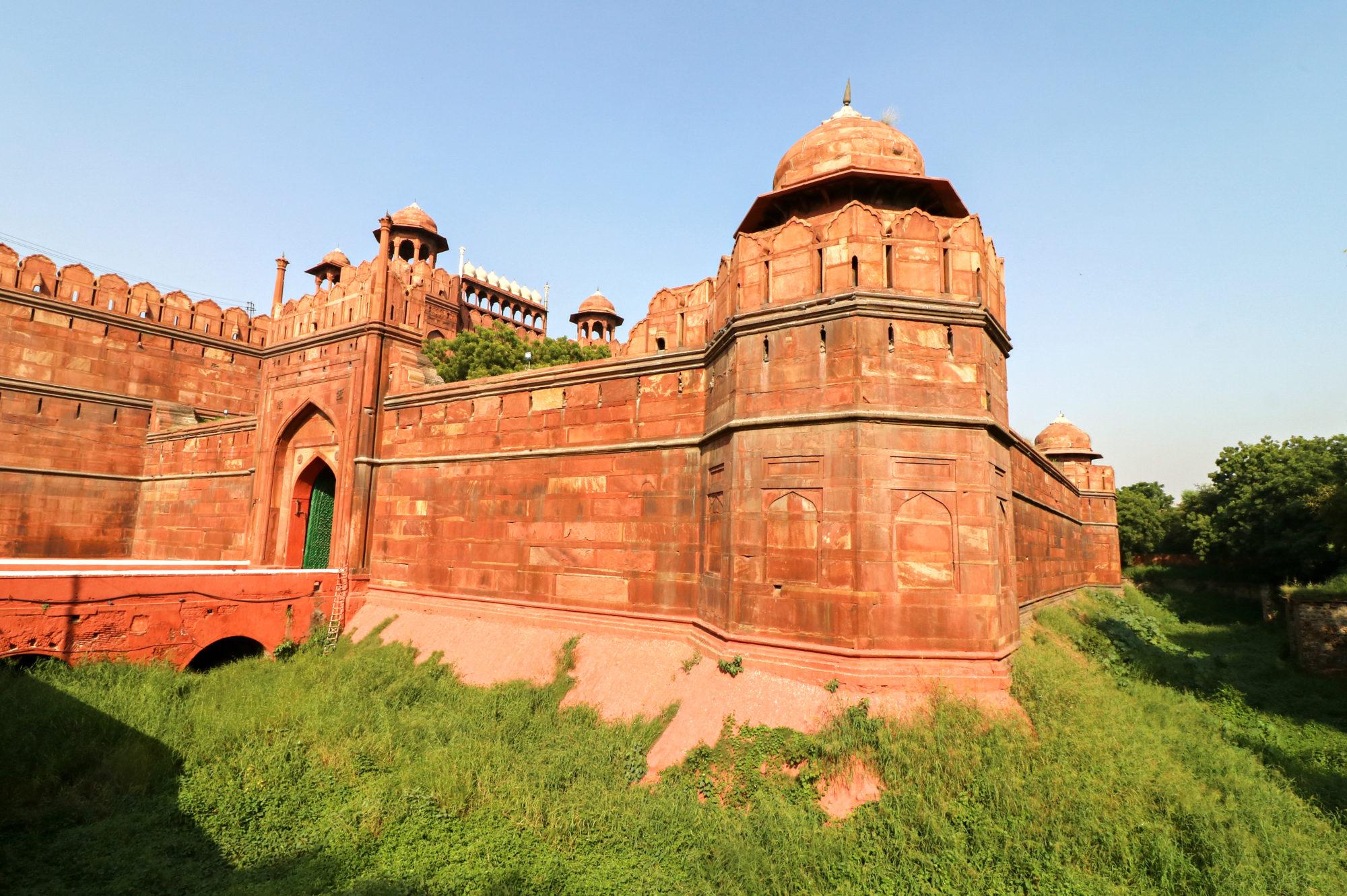 Delhi Red Fort, India