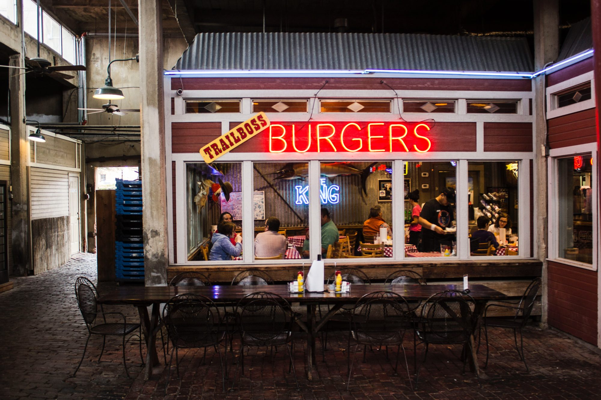 Trailboss Burgers, Things To Do In Fort Worth