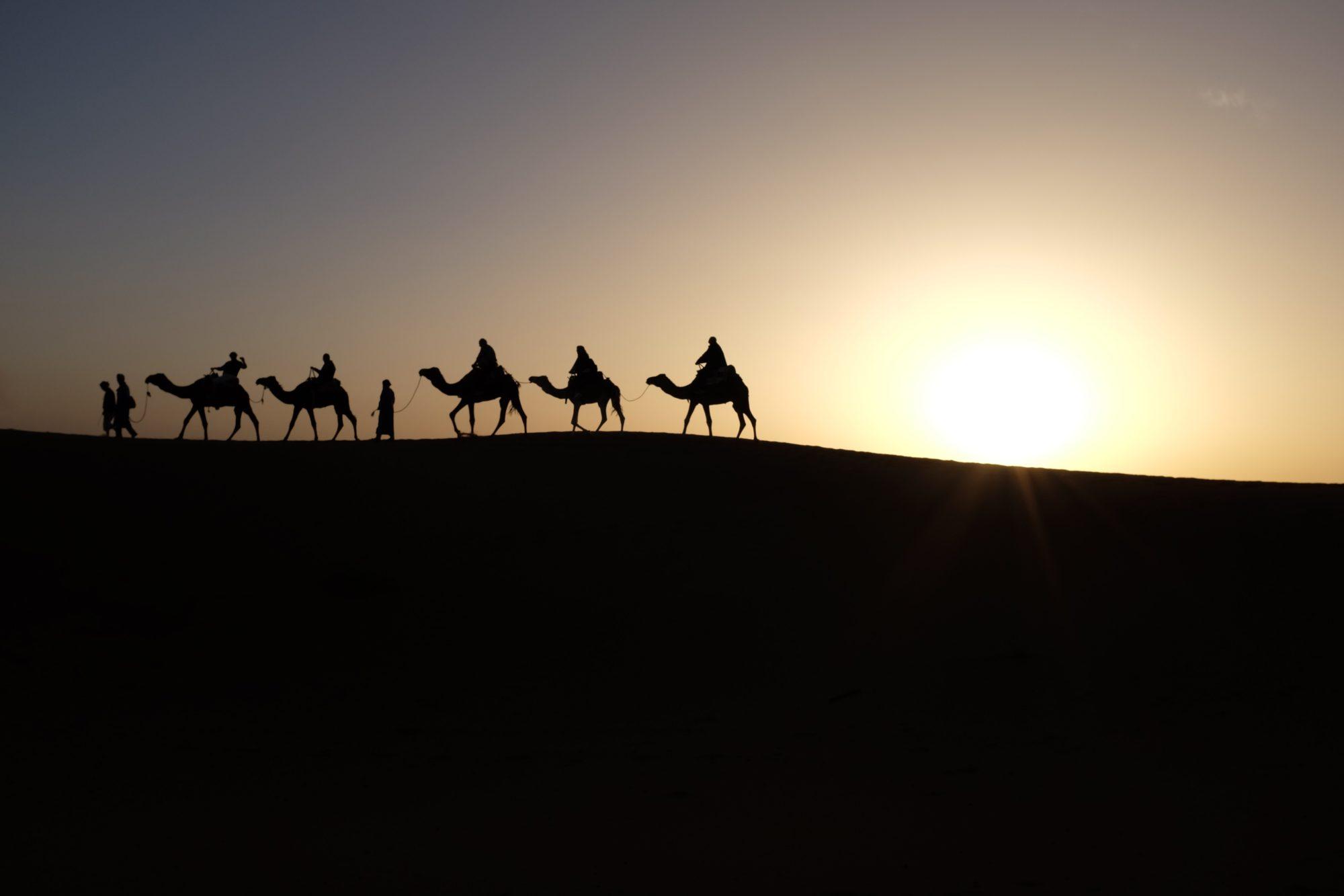 Moroccan Desert Tours