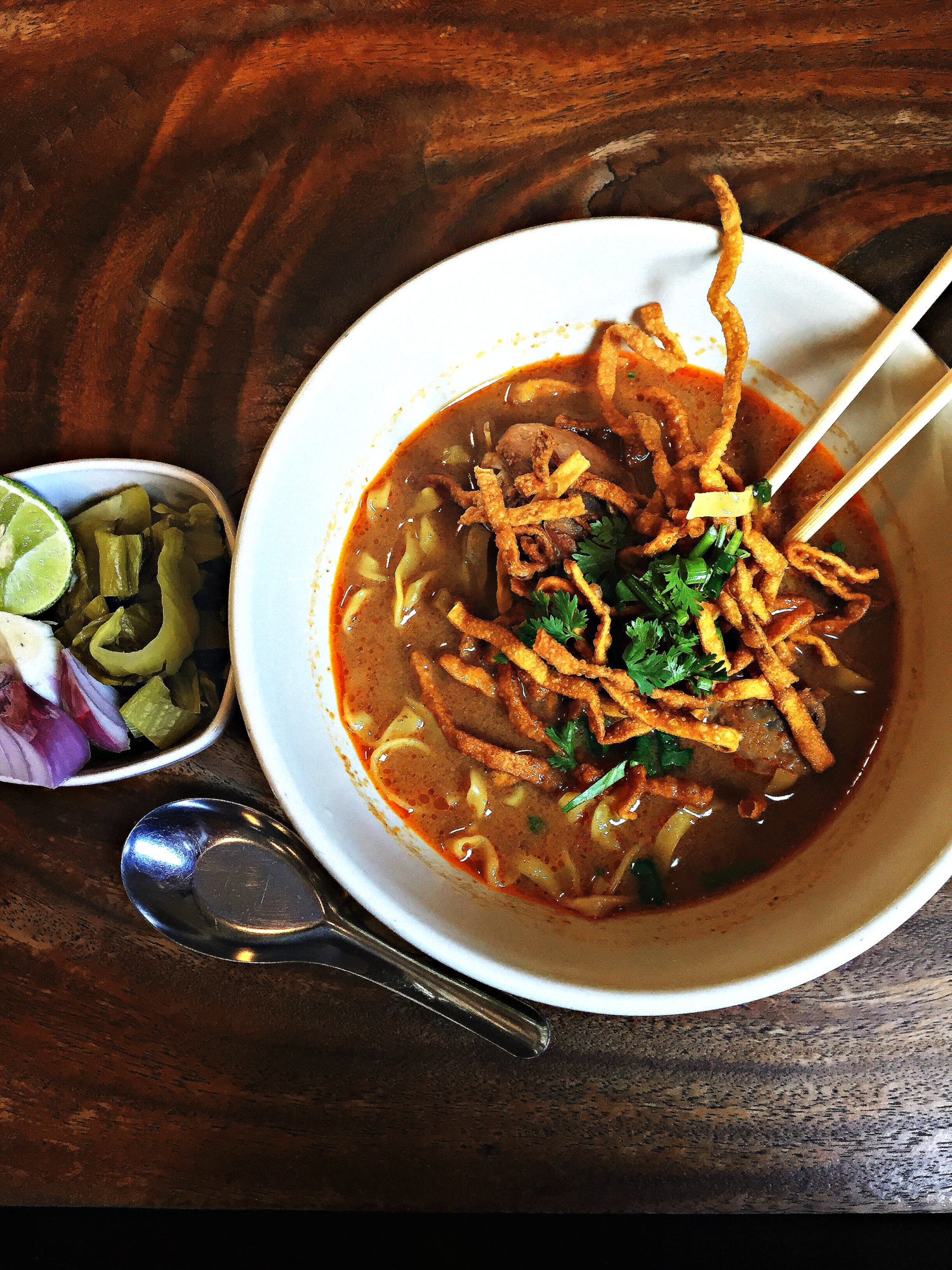 Excellent Food Explains Why There Are So Many Digital Nomads in Chiang Mai