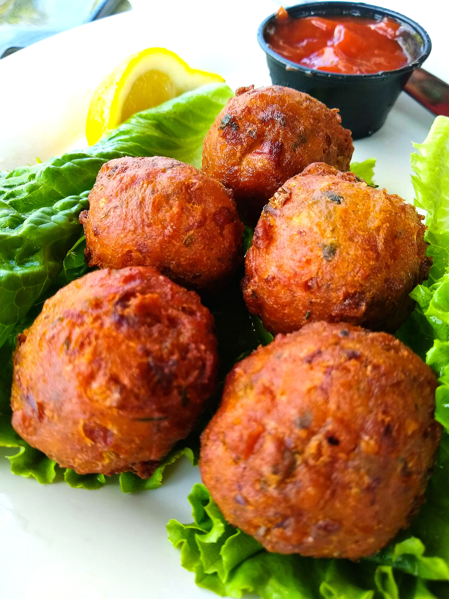Conch Fritters, Florida