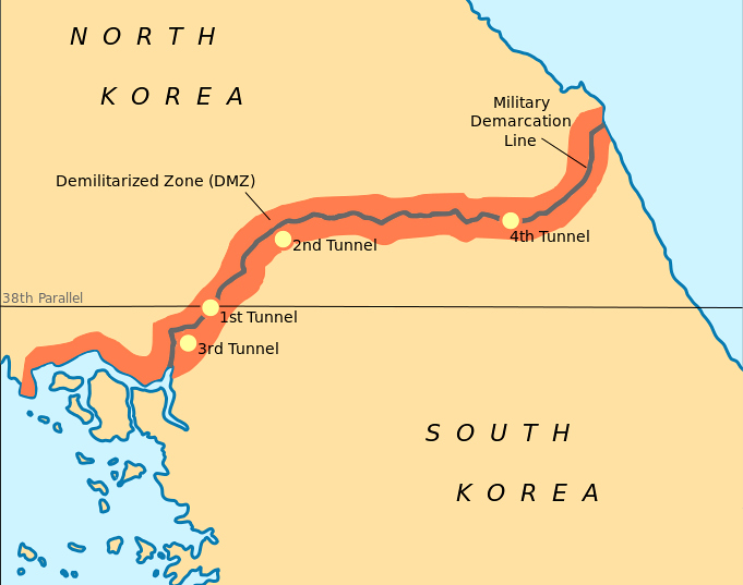 Visiting The Korean DMZ