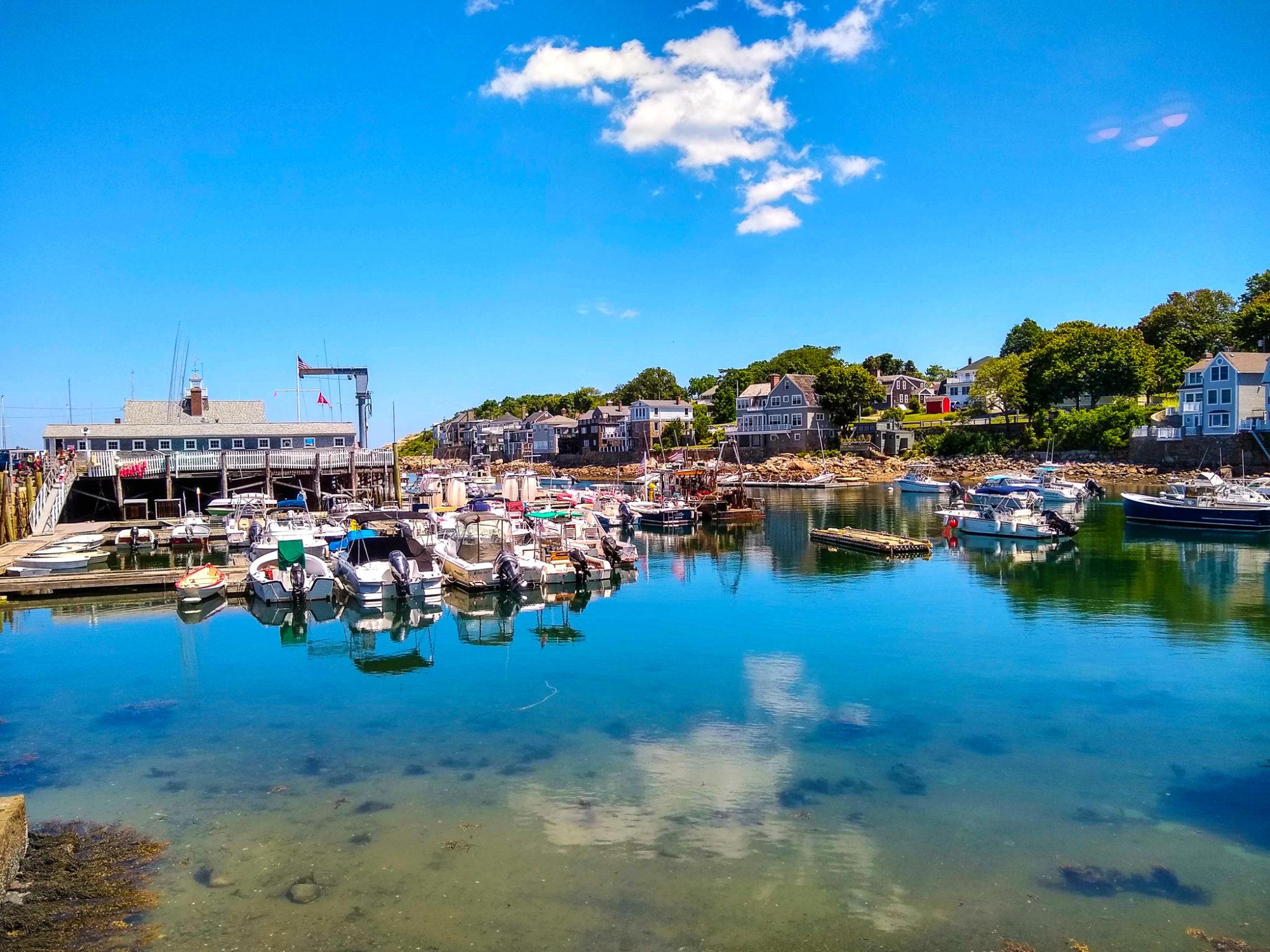 Restaurant Views at Newport