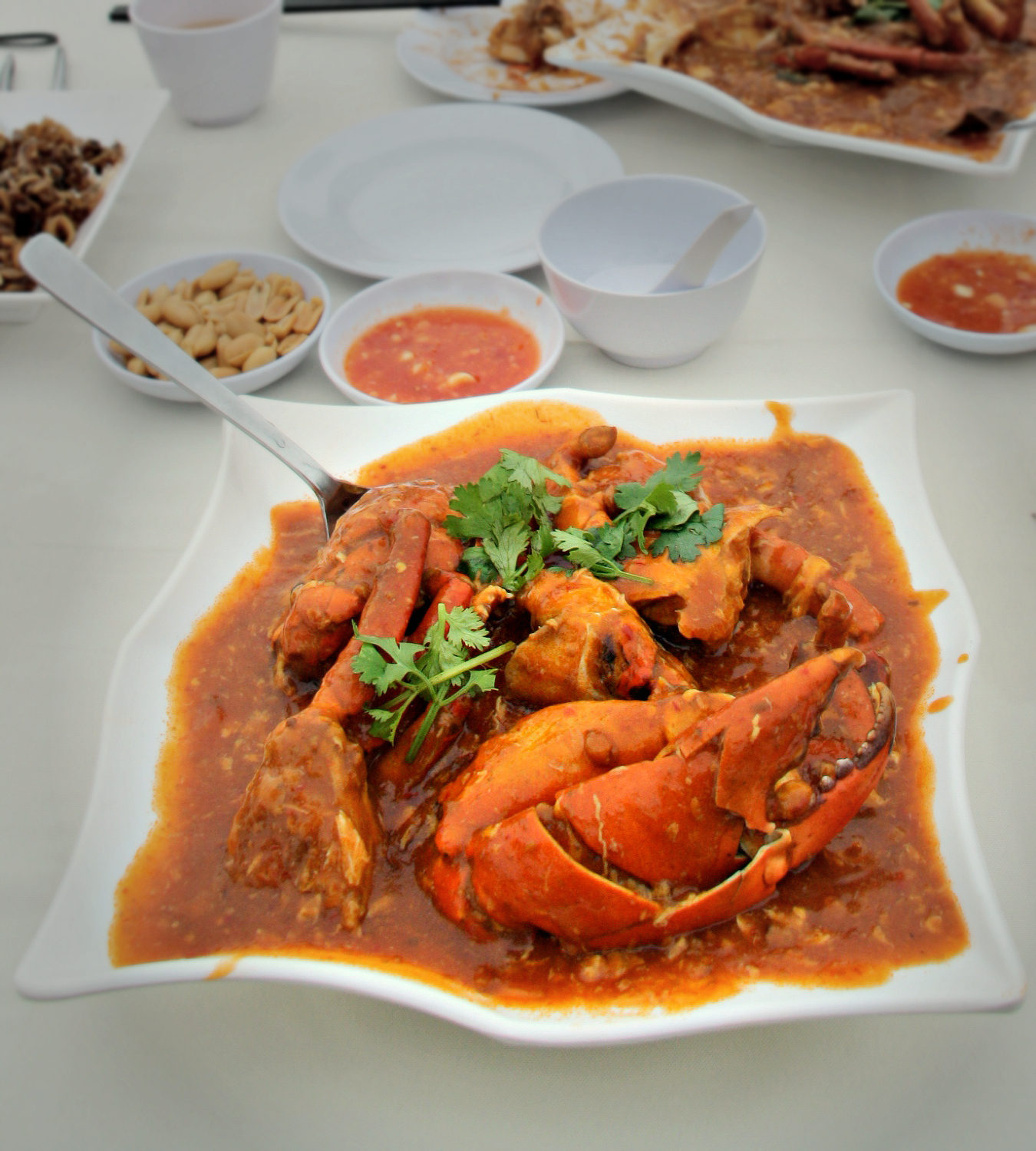 Singapore Chili Crab, Dishes To Eat In Singapore