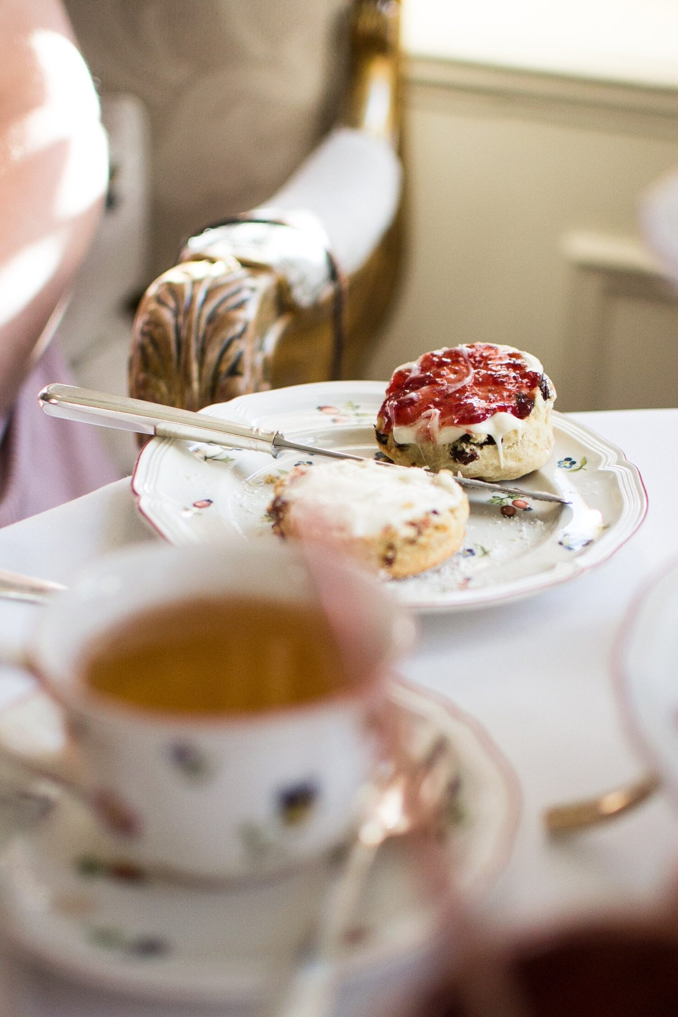 Cream Tea, British Foods To Try