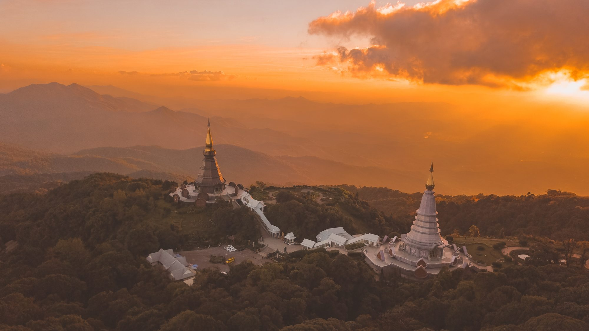 Doi Inthanon National Park, Ban Luang, Thailand
