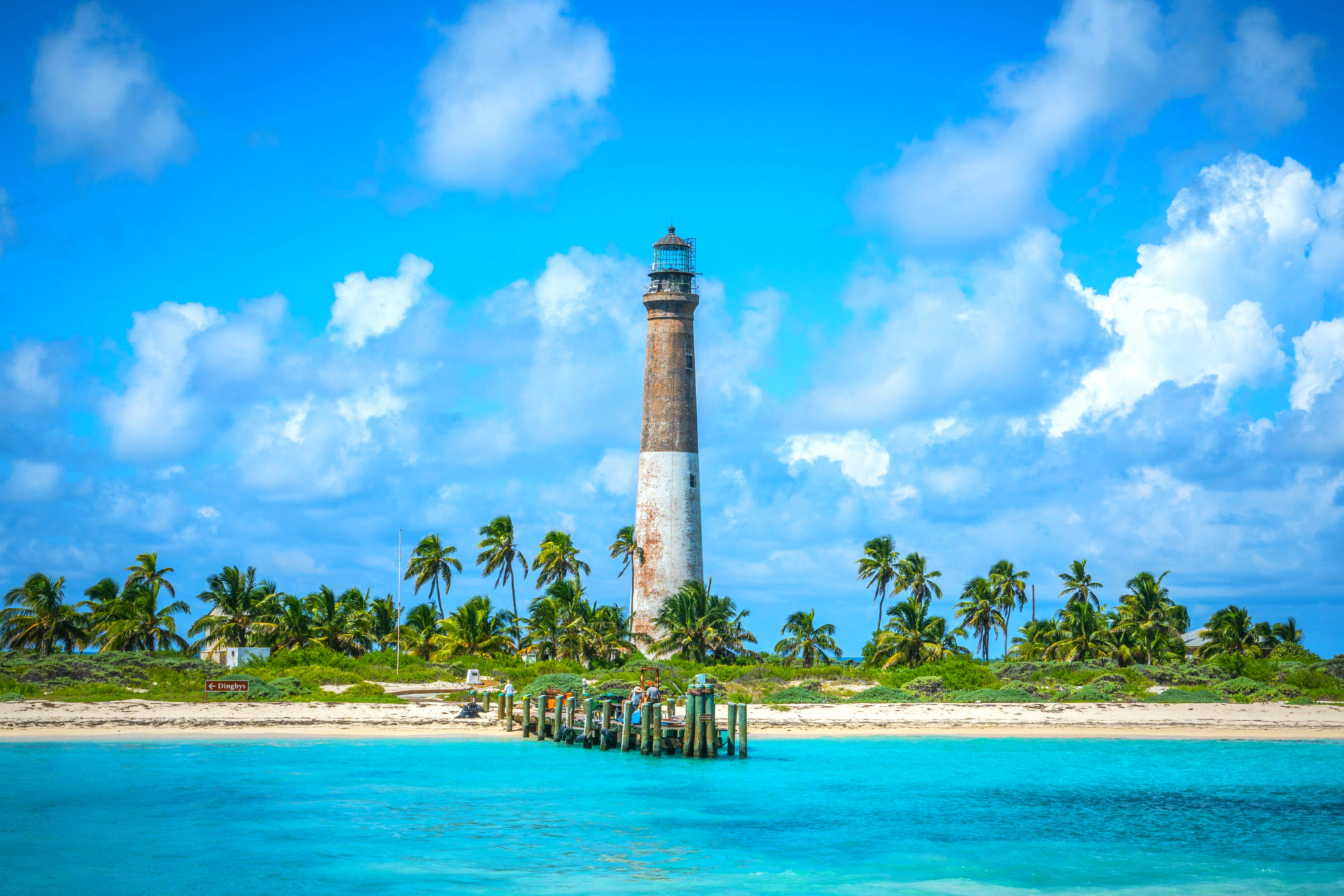 The Loggerhead Key Lighthouse, Florida