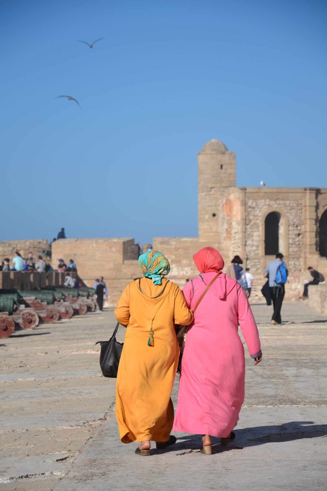 Ask For Advice From The Local Women, Female Solo Travel To Morocco