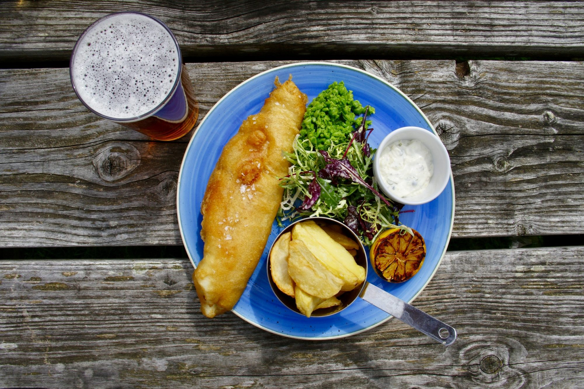 Fish and Chips, British Foods To Try