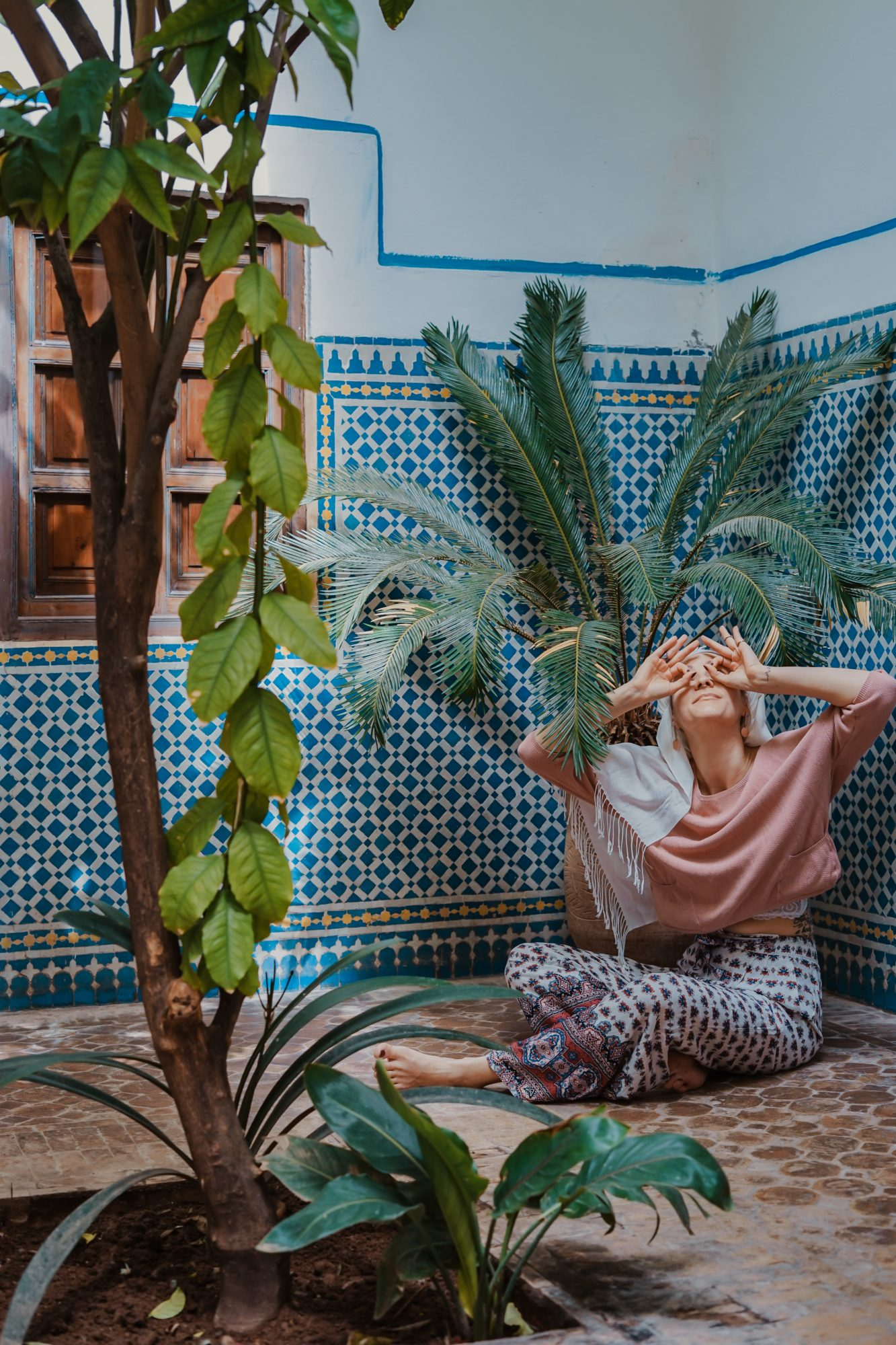 Book A Riad, Female Solo Travel To Morocco