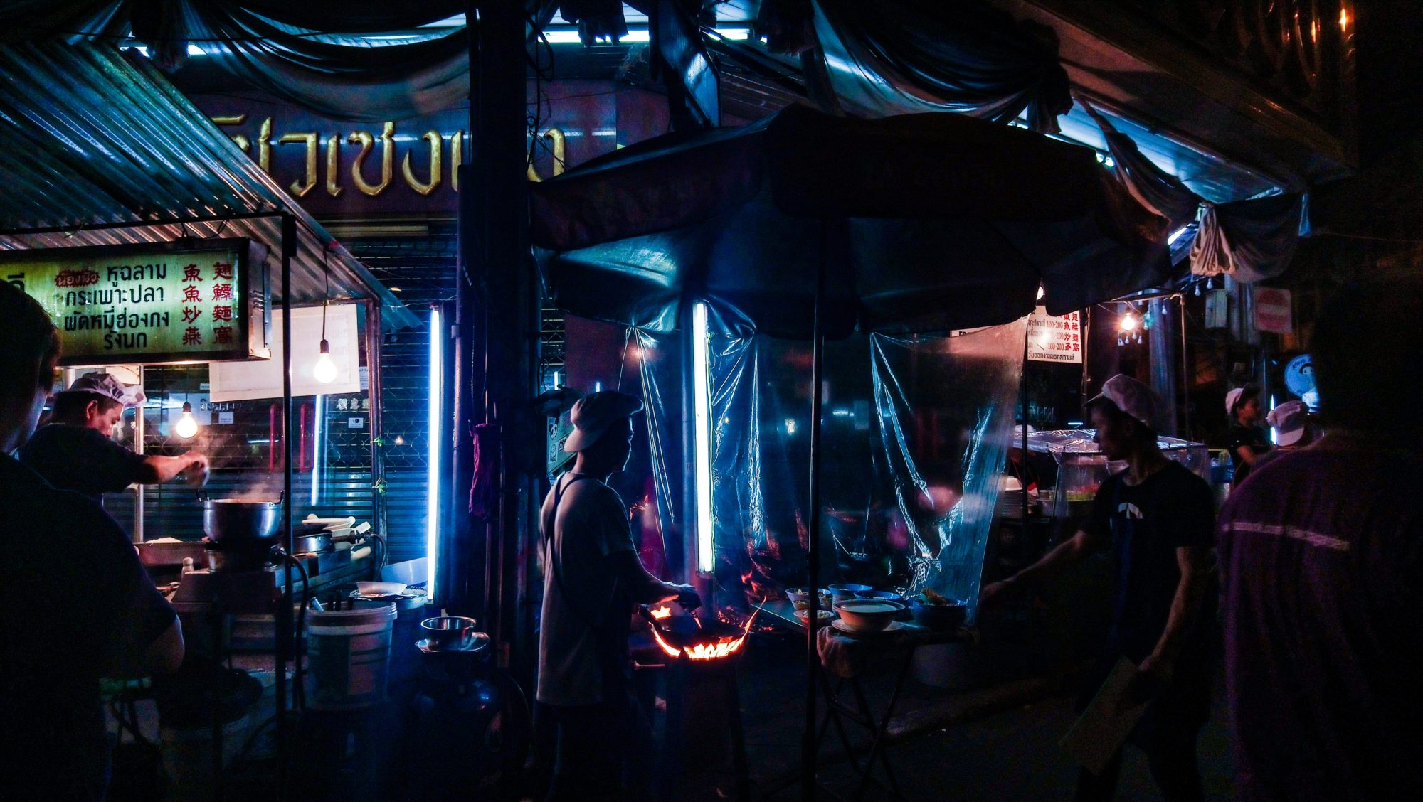 Night Markets in Chiang Mai