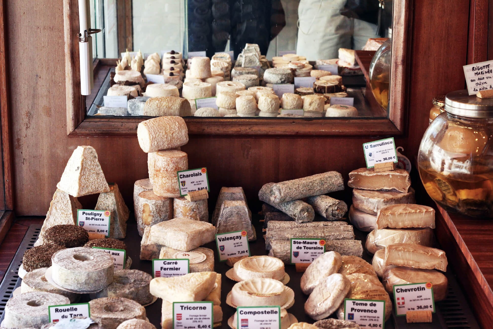 Best Foods In Paris