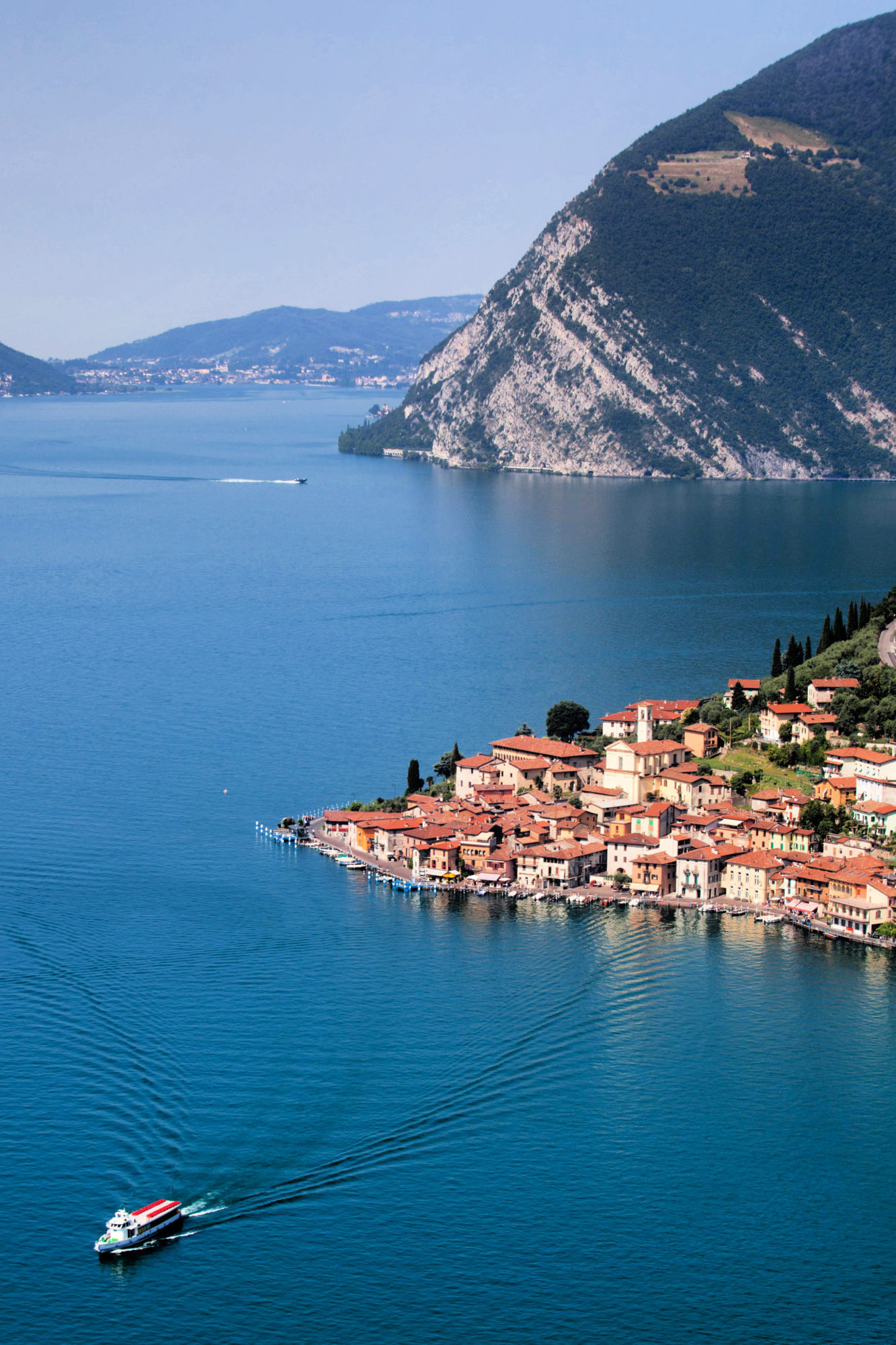 Lake Iseo, Italian Lakes