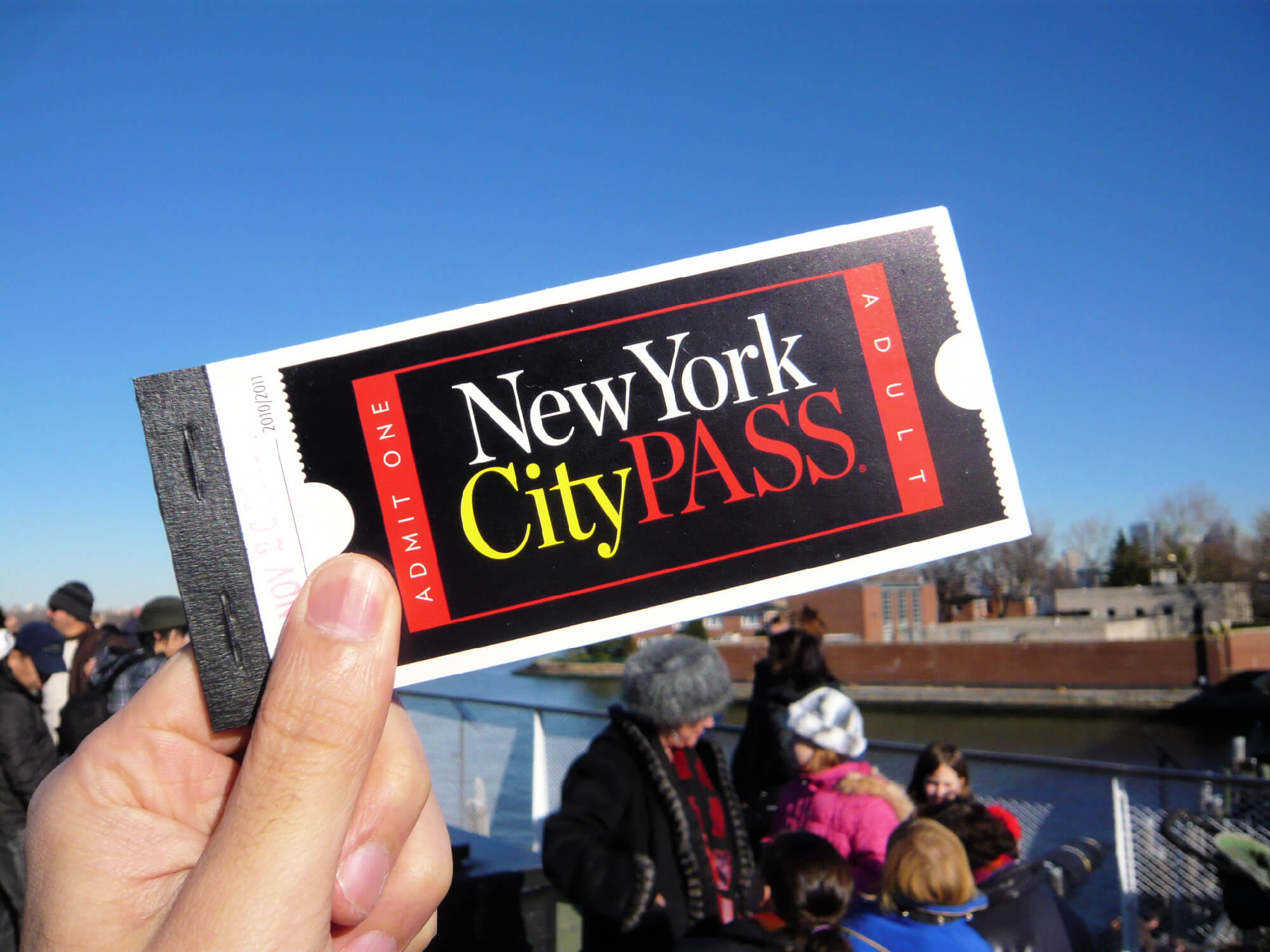 The New York City Pass is a great way to spend a weekend in New York City on a budget.