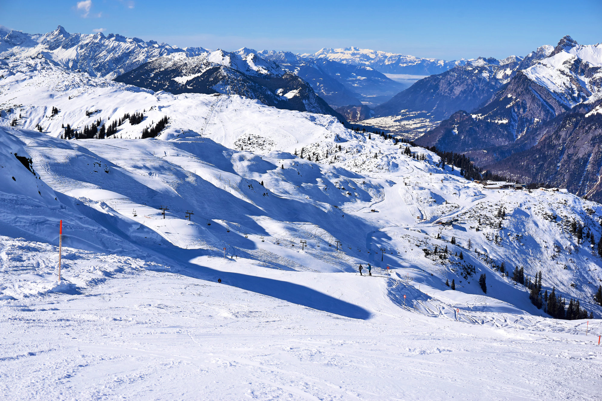 St. Anton am Arlberg, best ski resorts in Austria