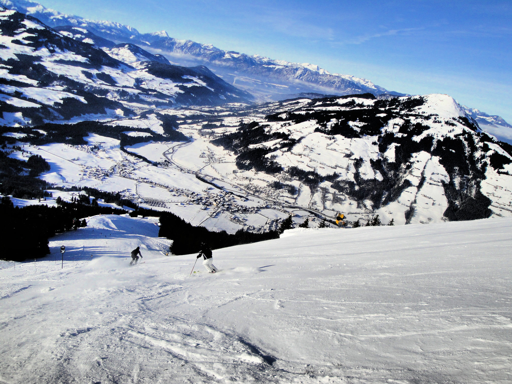 Stijlstepiste, best ski resorts in Austria