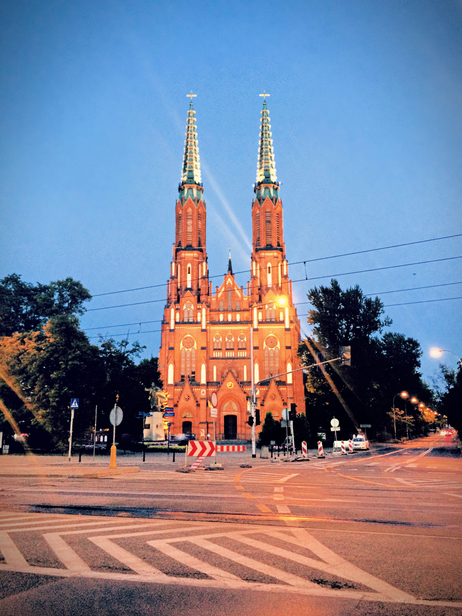 St. Florian's Cathedral, Warsaw