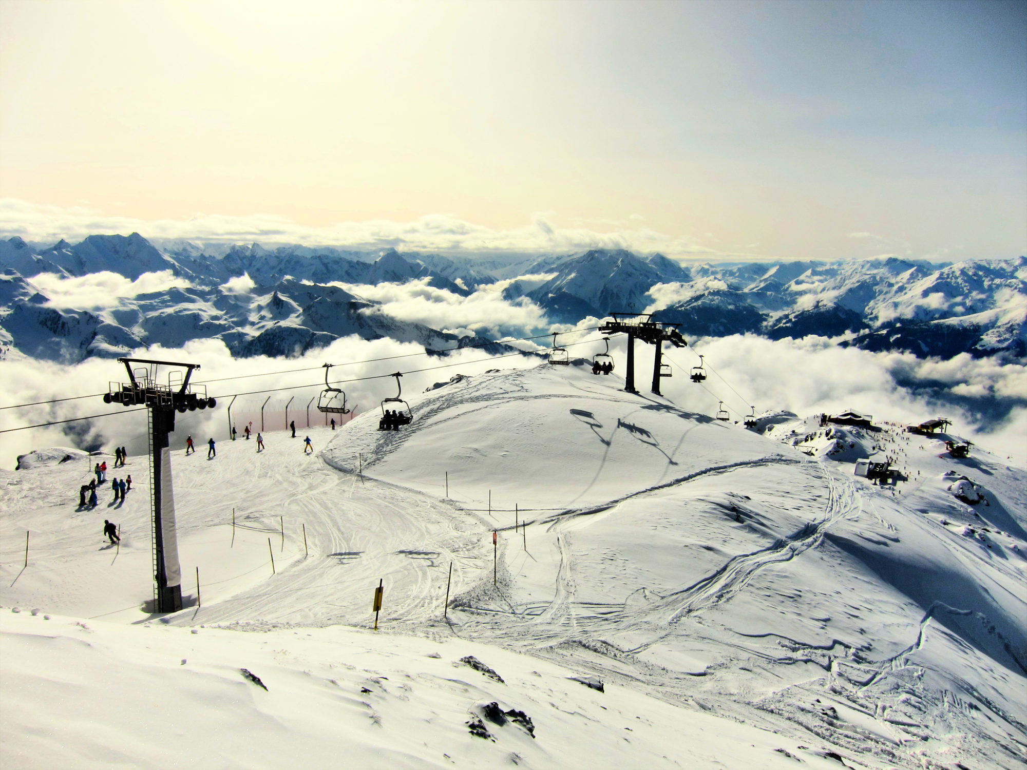 Zillertal Valley, best ski resorts in Austria