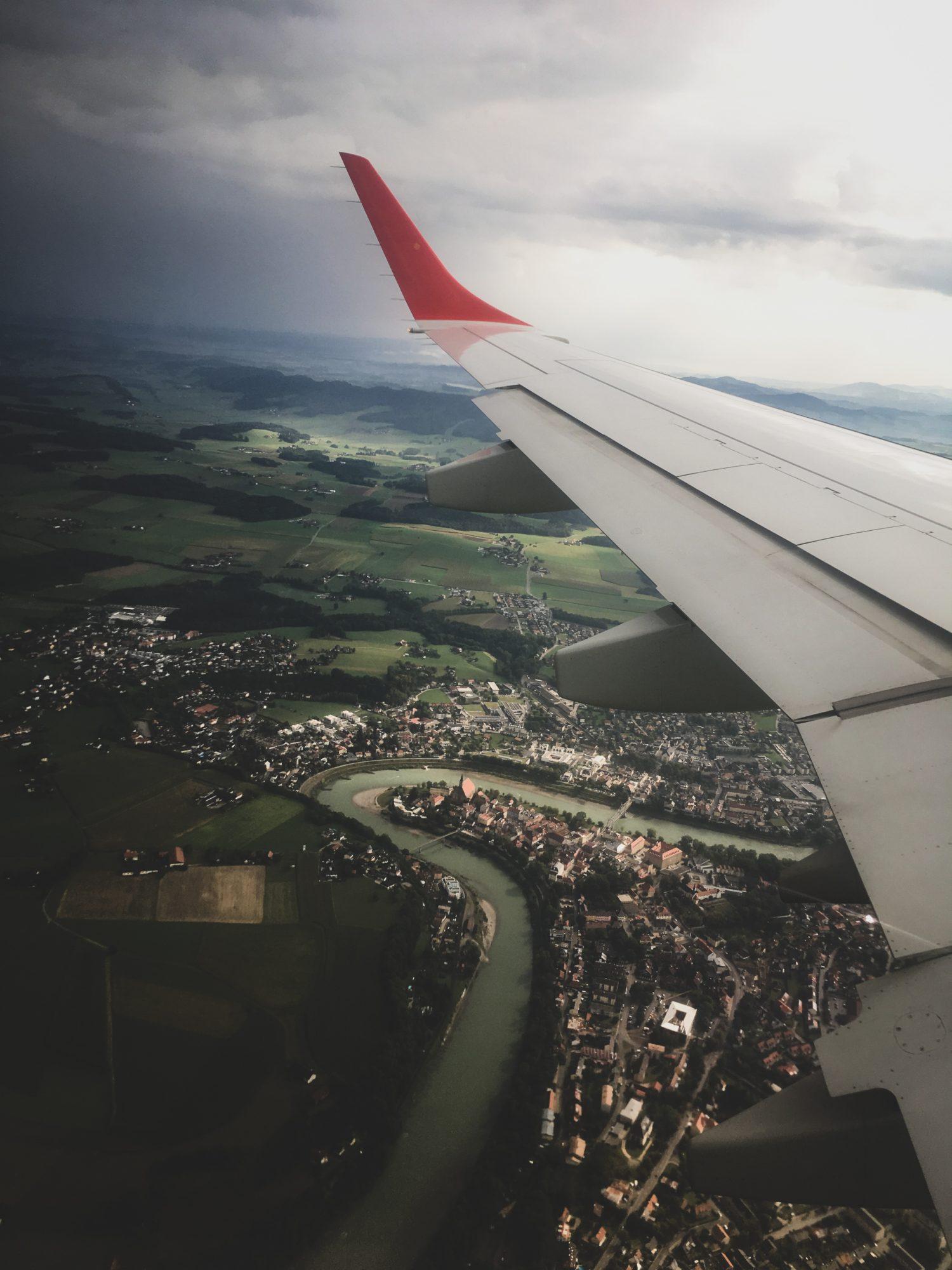Salzburg, Best Mountain Towns In Europe