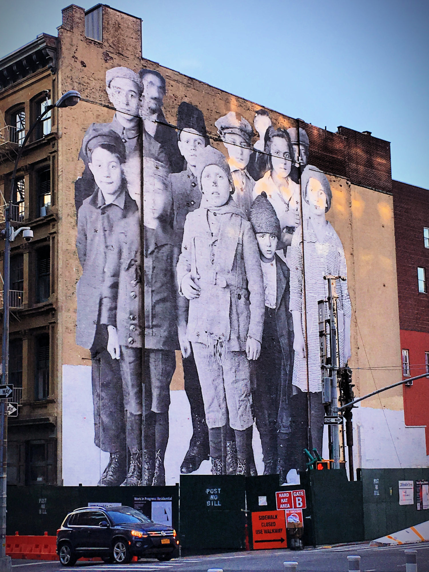 Self-guided street art tours in New York are a great way to enjoy a weekend in New York City on a budget.