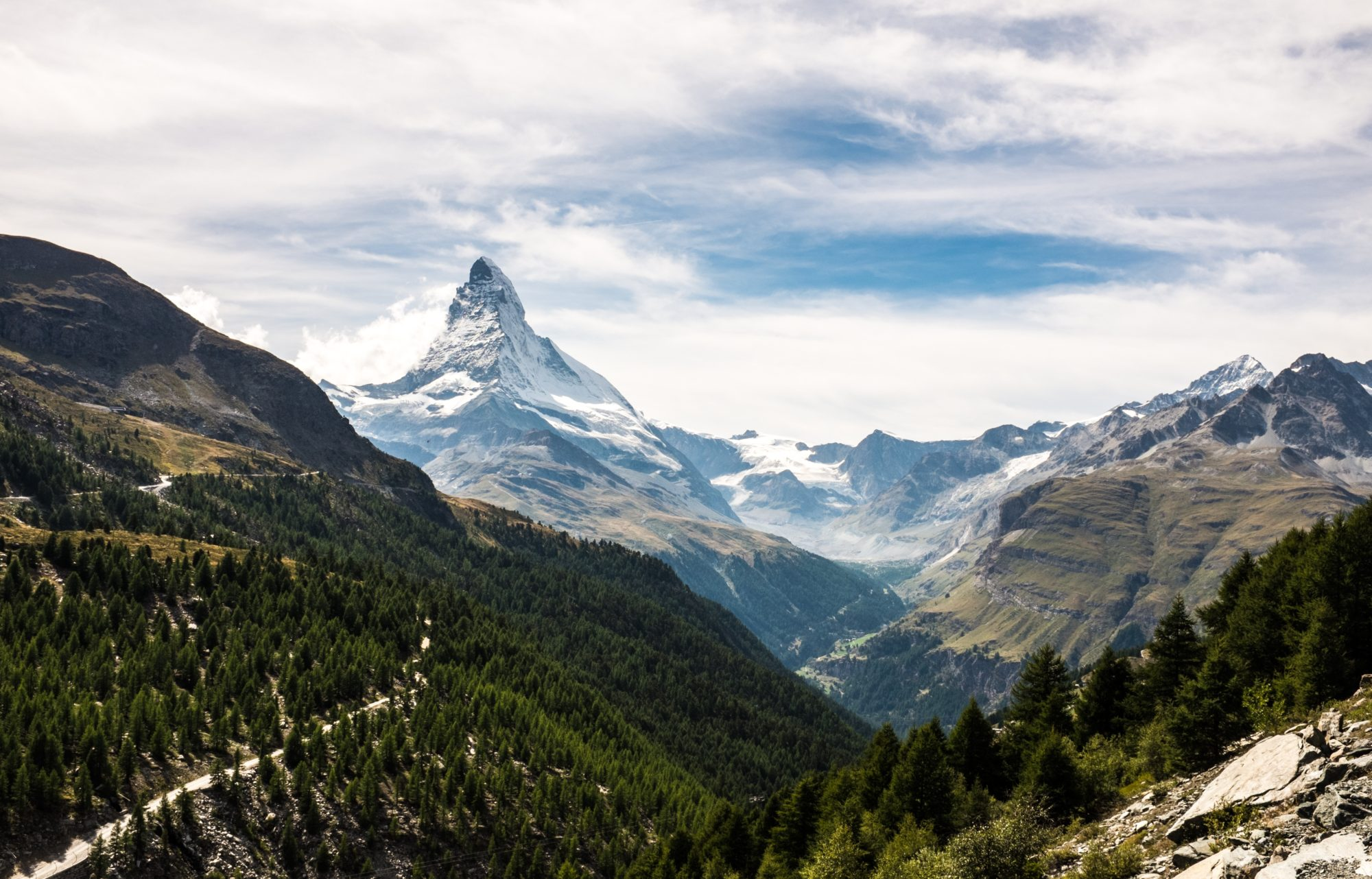 Zermatt, Best Mountain Towns In Europe