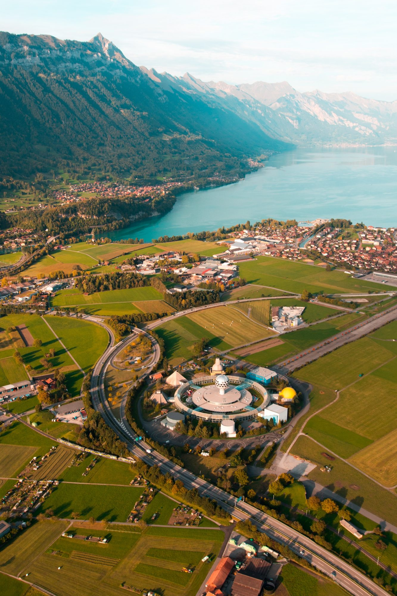 Interlaken, Best Mountain Towns In Europe