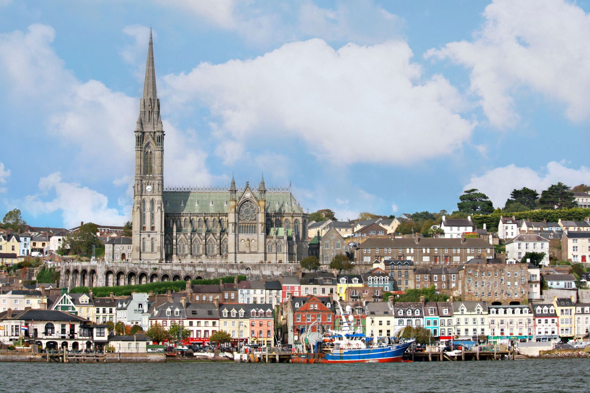 Cobh, Gorgeous Towns in Ireland