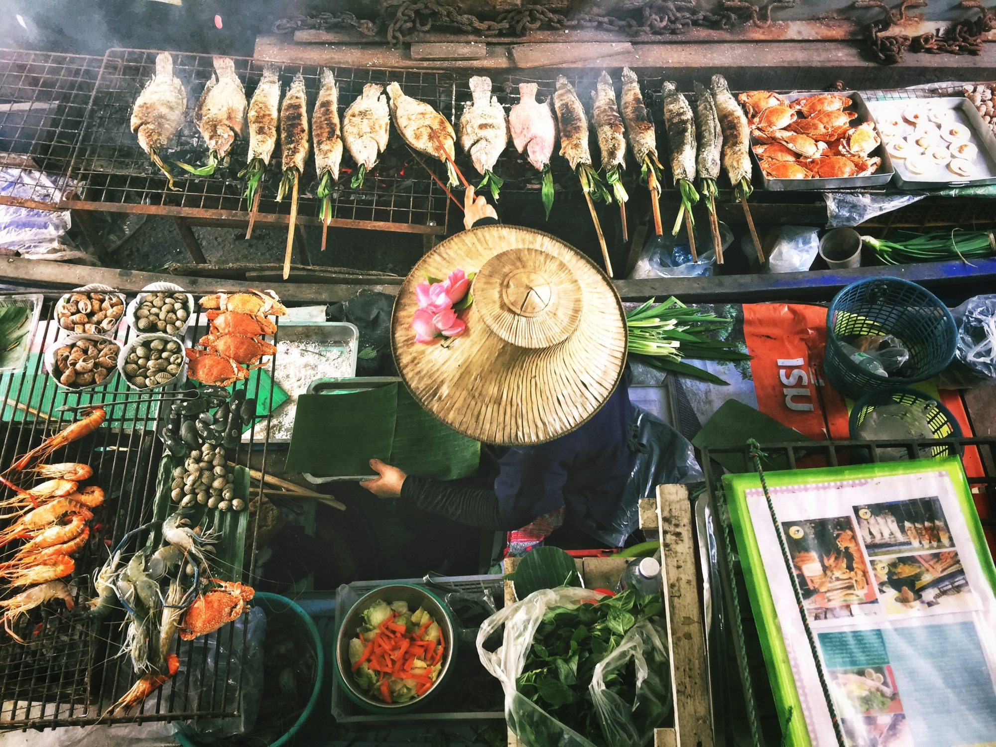 Floating Markets, Things To Do In Bangkok